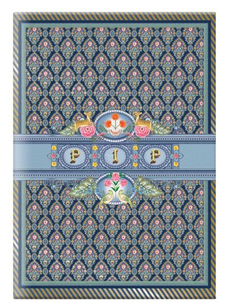 Pip Studio BTS Indian Festival Notebook A5 Ruled
