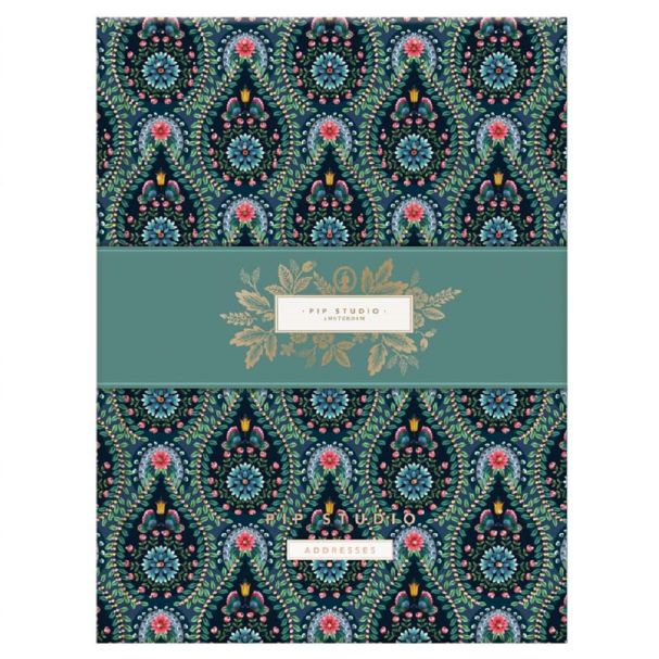 Pip Moon Delight address book A5