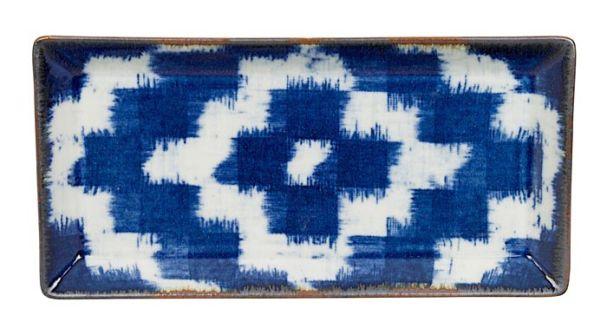 Tokyo Design Burashi Plate 23x11.5cm