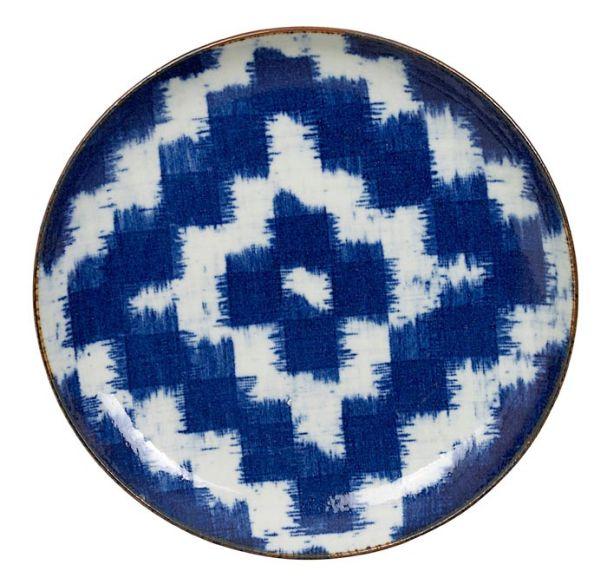 Tokyo Design Burashi Plate 21.5cm