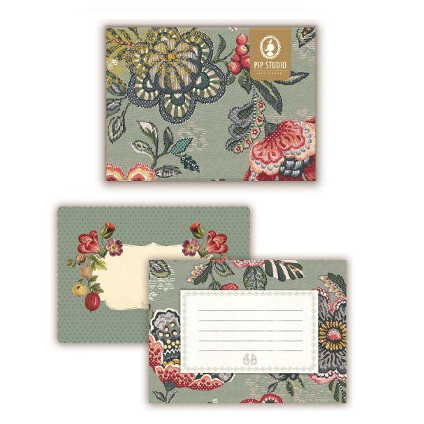 Pip Studio Hide and Seek Invitation Cards + Envelopes