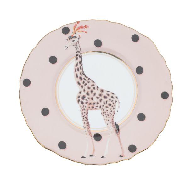 Yvonne Ellen Giraffe Sandwich plate