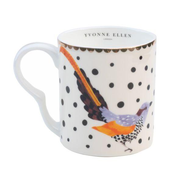 Yvonne Ellen Bird Small Mug