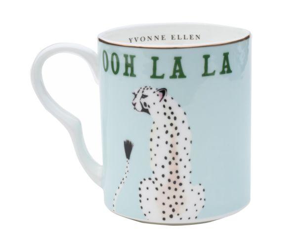 Yvonne Ellen Cheetah Small Mug