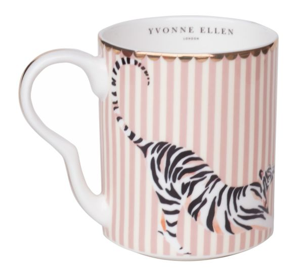 Yvonne Ellen Tiger Small Mug