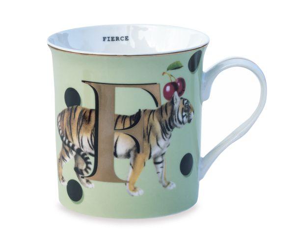 Yvonne Ellen F for Fierce Mug