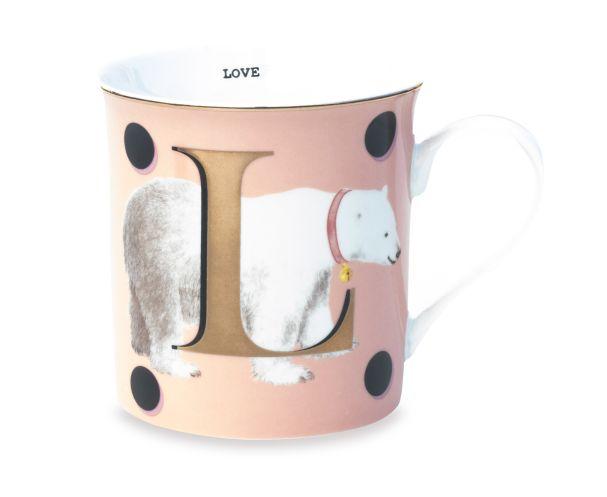 Yvonne Ellen L for Love Mug