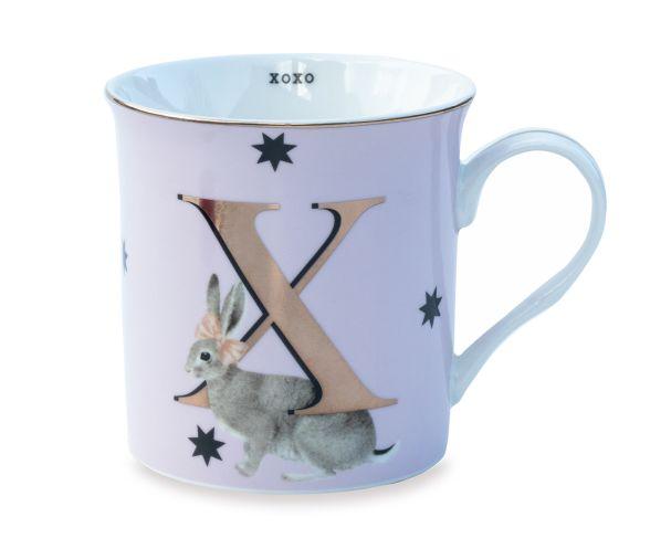 Yvonne Ellen X for XOXO Mug