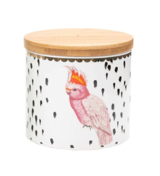 Yvonne Ellen Storage Jar Small Bird
