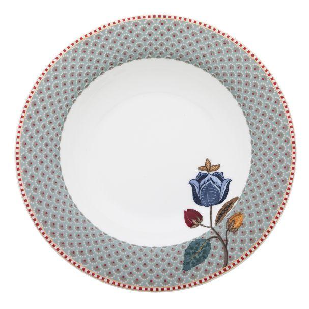 Soup plate Fantasy 21,5 cm Blue