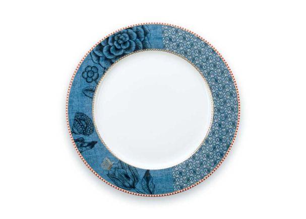 Dinner Plate Spring to Life Blue 26.5cm