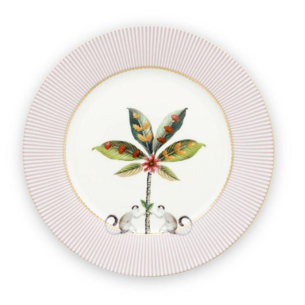 PRE ORDER La Majorelle Pink Plate 21cm