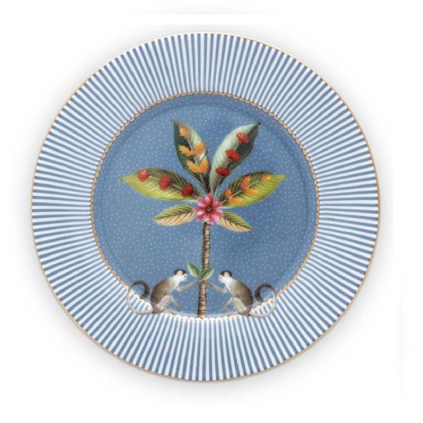 La Majorelle Blue 17cm Plate