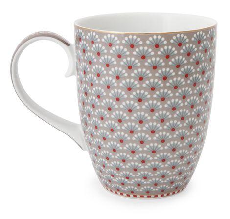 Mug large Bloomingtales Khaki