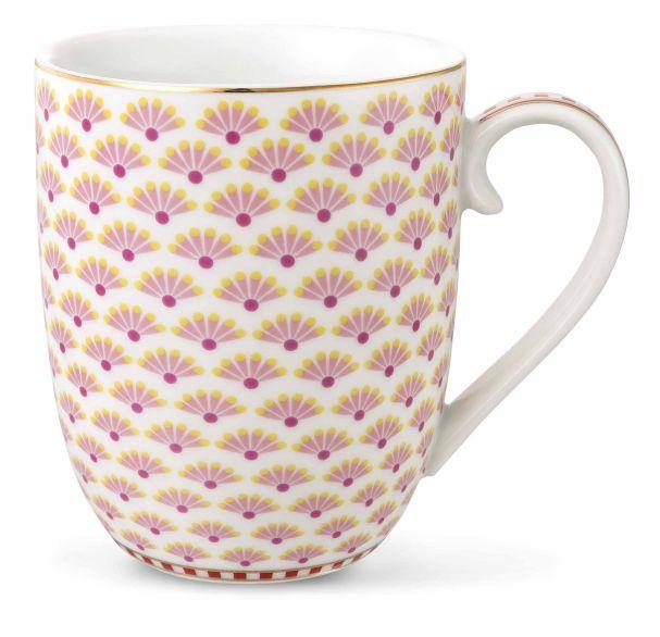 Pip Studio Mug small Bloomingtales White