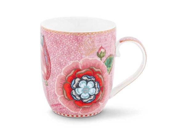 Mug Small Spring to Life Pink