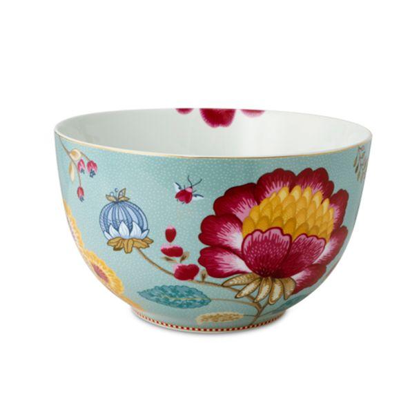 Bowl Fantasy 23cm Blue