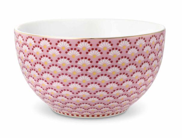 Pip Studio Bowl Bloomingtales 12 cm Pink