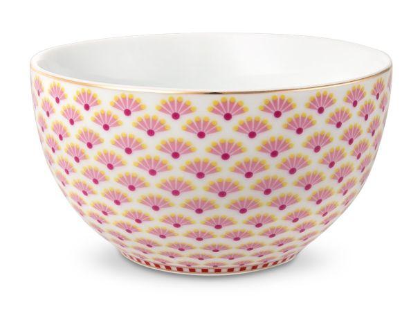 Pip Studio Bowl Bloomingtales 12 cm White
