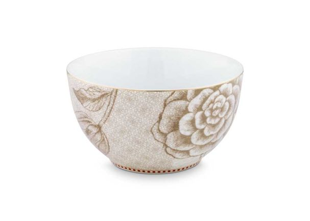 Bowl Spring to Life Off White 15cm