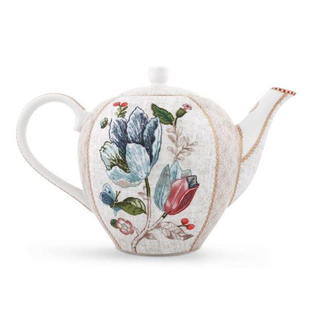 Pip Studio Cream Teapot