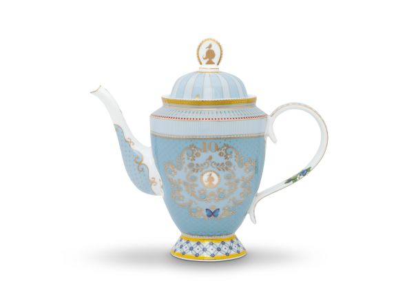 10th Anniversary Large Ornament Teapot