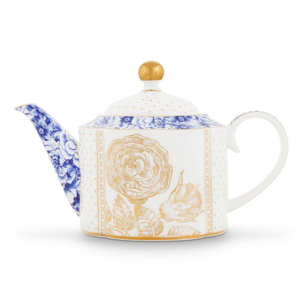 Teapot Small Royal White