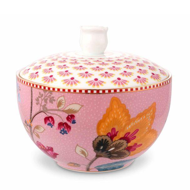 Pip Studio Sugar Bowl Fantasy Pink