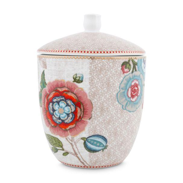 Storage Jar Spring to Life Cream