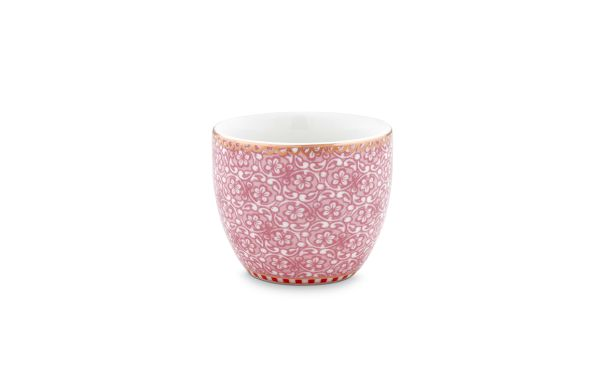 Egg Cup Spring to Life Pink