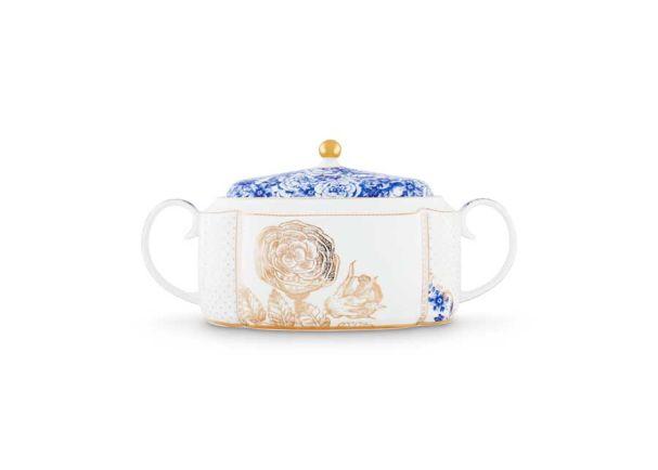Soup Terrine Royal White