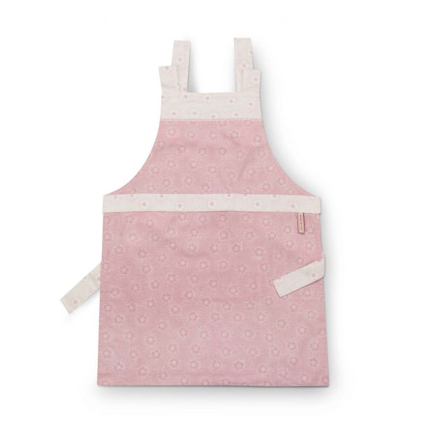Pip Studio Apron Dotted Flower Pink