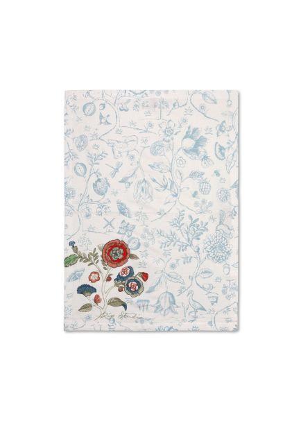 Tea Towel Spring to Life Blue 50x70cm