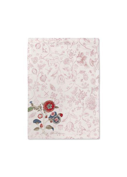Tea Towel Spring to Life Pink 50x70cm