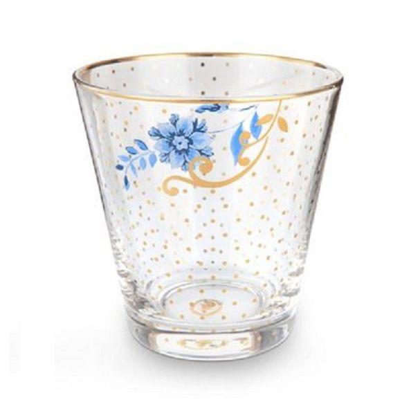 Pip Studio Water Glass Royal Golden Dots