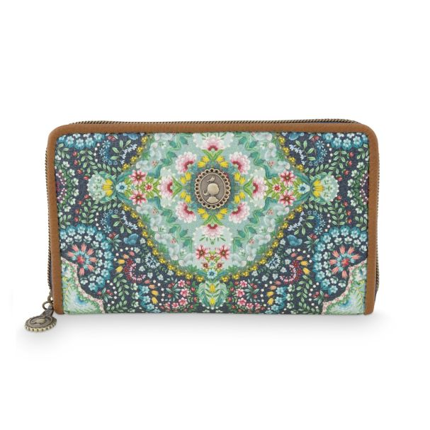 Blue Moon Delight Wallet 18x11x3cm