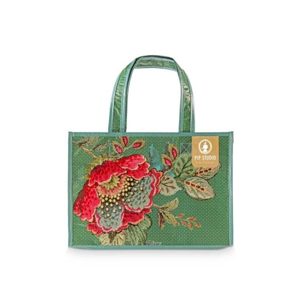 Poppy Stitch Promo Bag