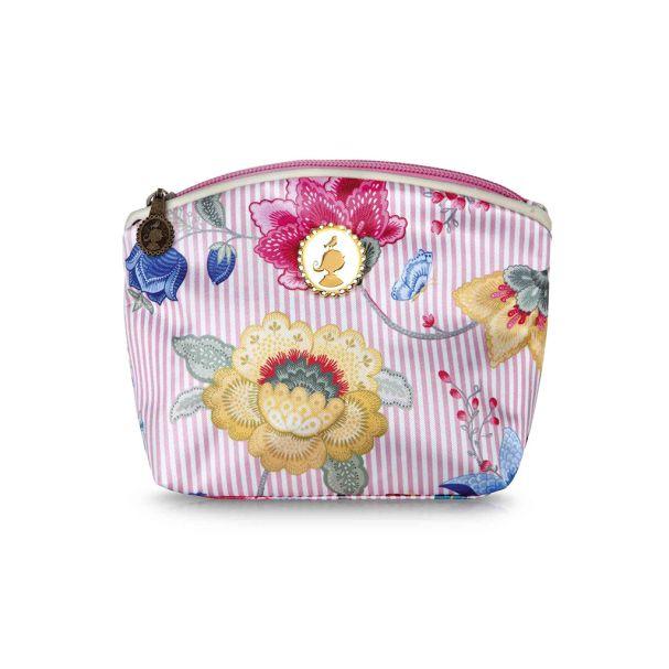 Pip Studio Cosmetic Bag Small Pink