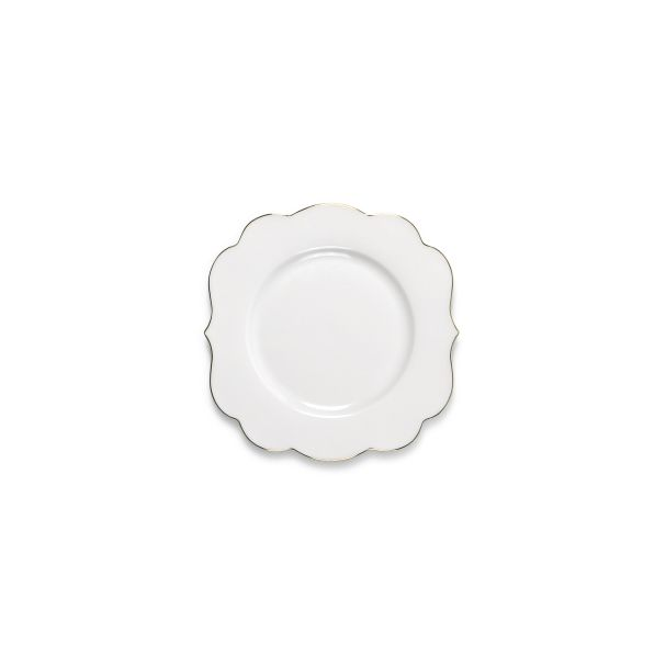 PiP Royal Plate White - 17cm
