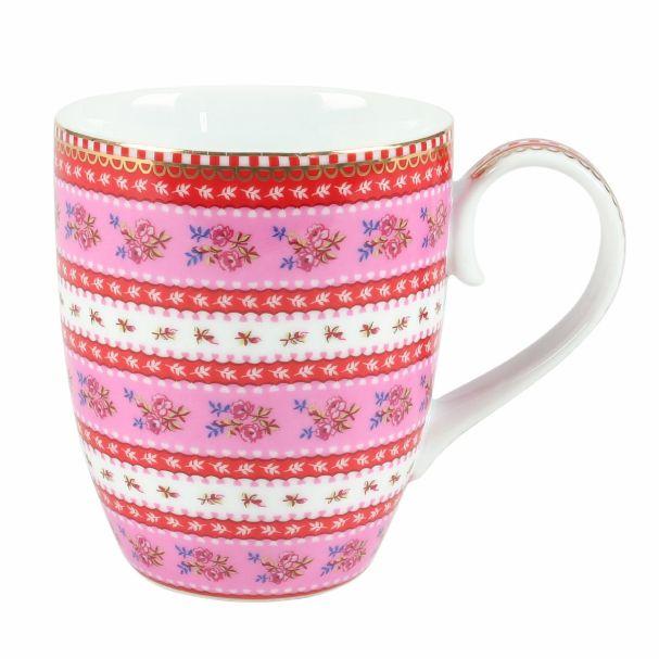 PiP Studio Large Ribbon Rose Mug
