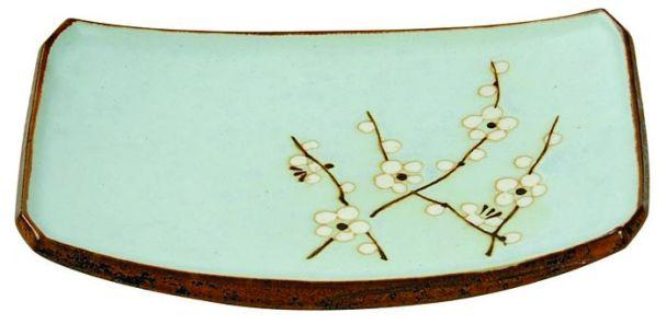 Tokyo Design Soshun Matte Plate 18.5x12.5cm