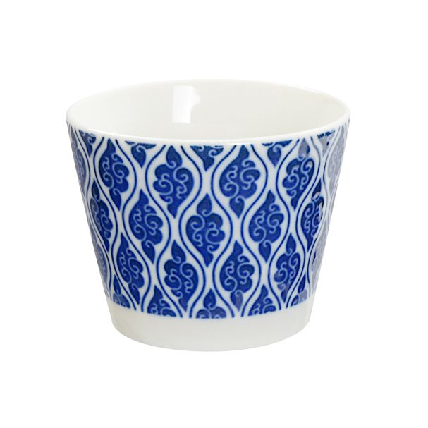 Porcelain 8.5x6.8cm Cup Cloud Nippon Blue