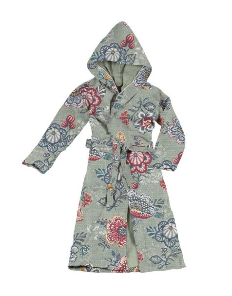 Berry bird Bathrobe