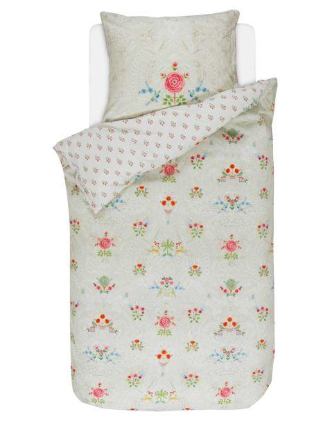 Pip Studio Yes Madam Pillowcase Khaki 50x75