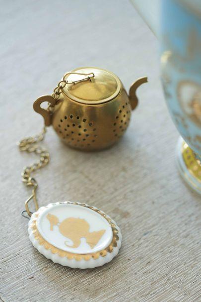 10th Anniversary Tea Infuser