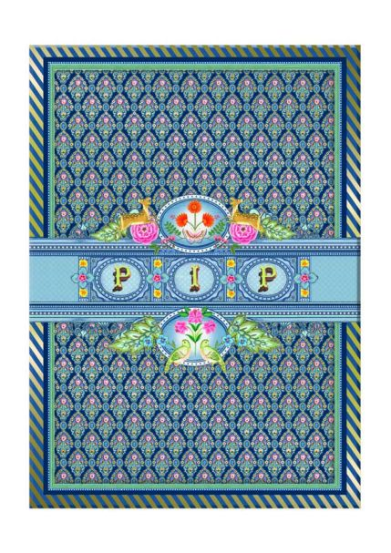 Pip Studio BTS Indian Festival Exercise Book A4