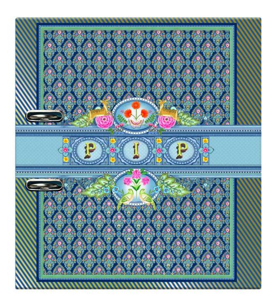 Pip Studio BTS Indian Festival Lever Arch File A4