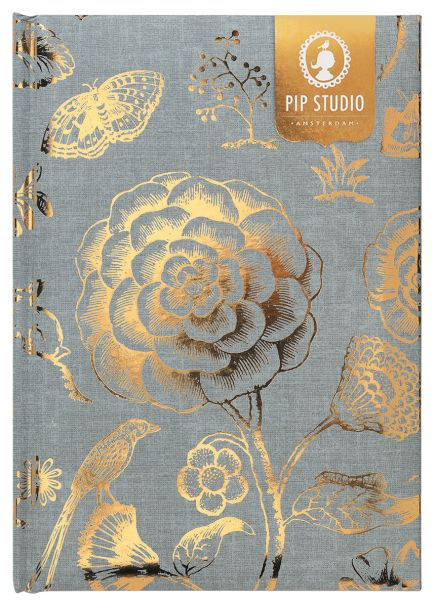 Spring To Life Notebook A5