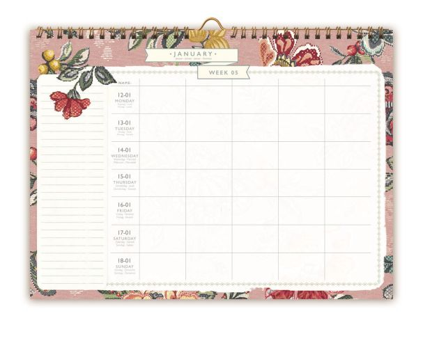 Pip Studio Hide and Seek Weekly Planner A4