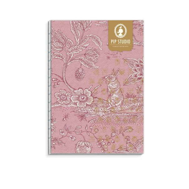Pip Studio Hide and Seek Notebook A5 Backless